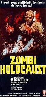 <i>Zombie Holocaust</i> 1979 film by Marino Girolami