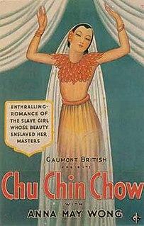 <i>Chu Chin Chow</i> (1934 film) 1934 film by Walter Forde
