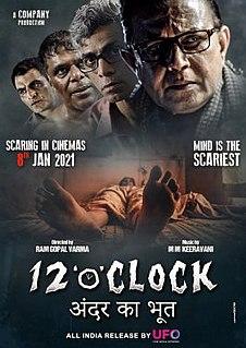 <i>12 O Clock</i> Bollywood horror film