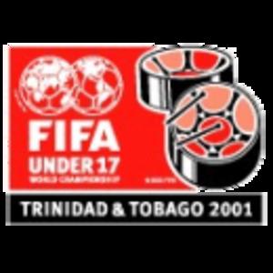 2001 FIFA U-17 World Championship - Image: 2001 FIFA U 17 World Championship