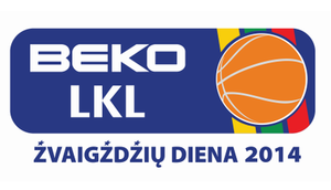 2014 LKL All-Star Game - Image: 2014 LKL All Star Game logo