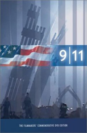 9/11 (2002 film) - DVD cover art.