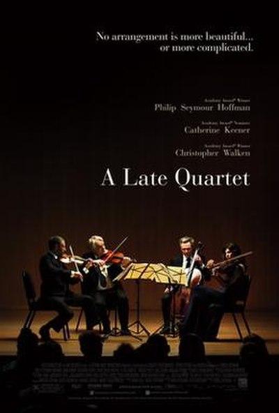 Picture of a movie: A Late Quartet