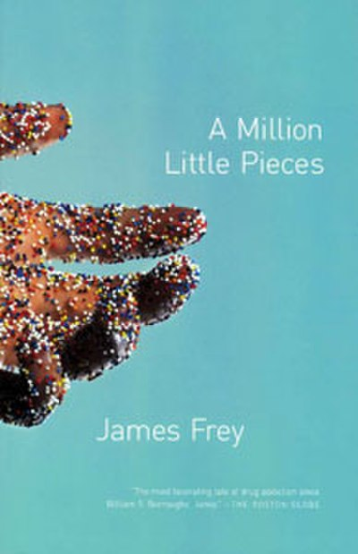 Picture of a book: A Million Little Pieces