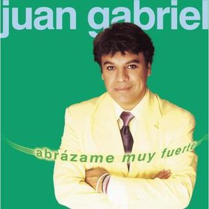 Abrázame Muy Fuerte (album) - Image: Abrzame Muy Fuerte Cover