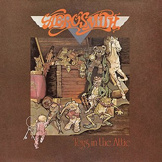 Toys in the Attic (album) - Image: Aerosmith Toys in the Attic