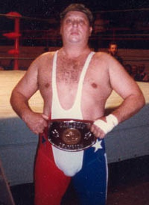 Al Tomko - Master Sergeant Tomko as NWA Canadian Heavyweight Champion