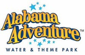 Alabama Splash Adventure - Alabama Adventure logo used from 2006-2011