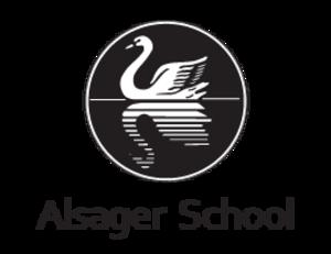 Alsager School - Image: Alsager School logo