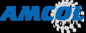 Amcol International Corporation - Image: Amcol International Corporation logo