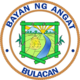 Official seal of Angat