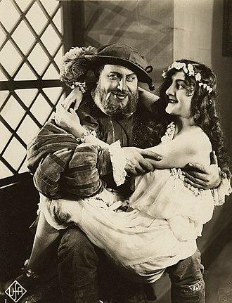 Anna Boleyn - Image: Anne Boleyn 1920