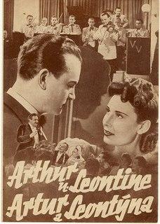 <i>Arthur and Leontine</i> 1940 film by Miroslav Josef Krňanský
