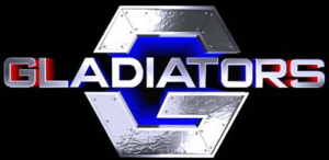 Gladiators (1995 Australian TV series) - Image: Australian Gladiators Logo