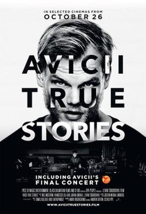 Avicii: True Stories - Film poster
