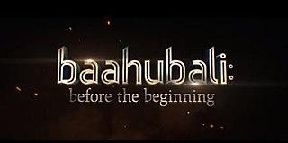<i>Baahubali: Before the Beginning</i> Web series