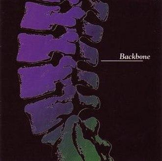 Backbone (Backbone album) - Image: Backbone CD