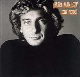 One Voice (Barry Manilow album) - Image: Barry onevoice