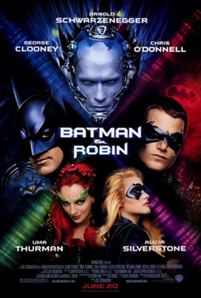 Picture of a movie: Batman & Robin