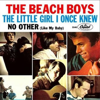 The Little Girl I Once Knew - Image: Beach Boys The Little Girl I Once Knew