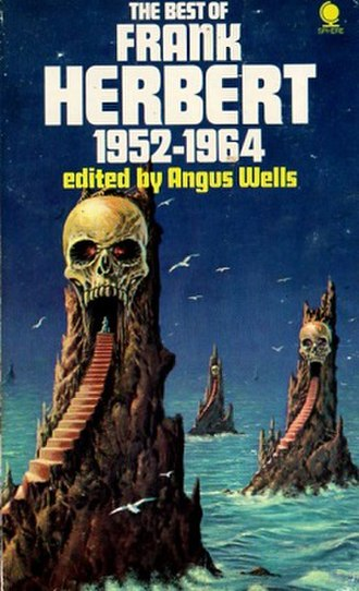 The Best of Frank Herbert - Image: Bestof Frank Herbert 1