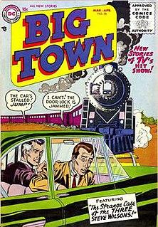 <i>Big Town</i> television series