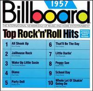 Billboard Top Rock'n'Roll Hits: 1957 - Image: Billboard Top Rock'n'Roll Hits 1957