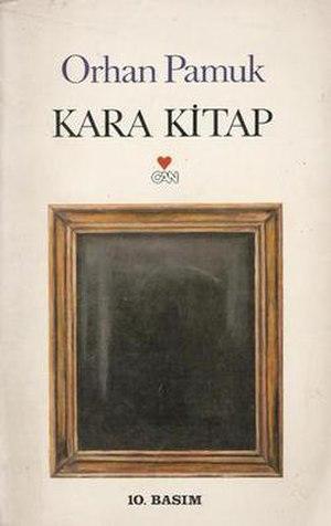The Black Book (Pamuk novel) - First edition (Turkish)