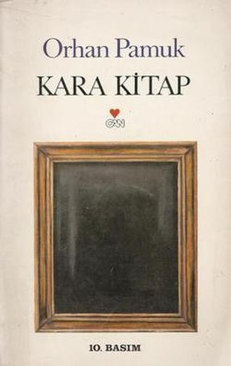 The Black Book (Pamuk novel) - First edition (Turkish)