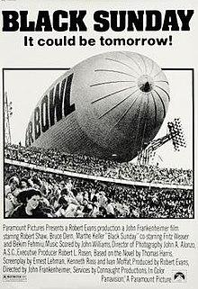 Risultati immagini per Black Sunday 1977