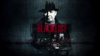 The Blacklist (TV series) - Image: Blacklist Title Card
