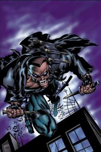 Blade (comics) - Image: Blade (Marvel Comics)