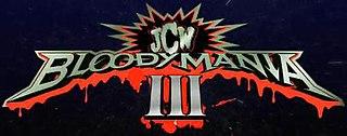 Bloodymania III 2009 Juggalo Championship Wrestling event