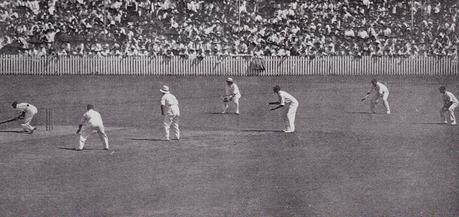 Bodyline field 1932-33