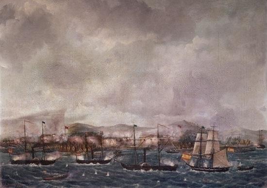 Bombardment Balanguingui