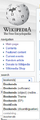 Bookends search in the Wikipedia interface.png