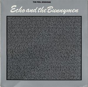 The Peel Sessions (Echo & the Bunnymen EP) - Image: Bunnymen peelsessions