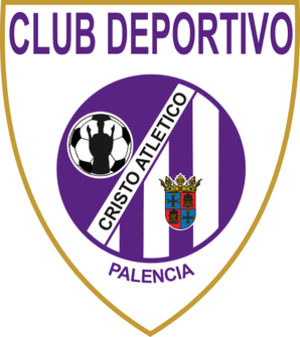 CD Cristo Atlético - Old logo of the club.