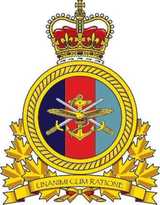 Canadian Joint Operations Command - Badge of CJOC