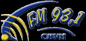 CKVM-FM - Image: CKVM FM93,1 logo