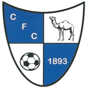 Camelford F.C. - Image: Camelford F.C. logo