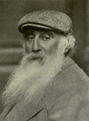 Photograph of Camille Pissarro