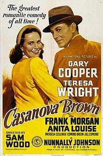 <i>Casanova Brown</i> 1944 film by Sam Wood