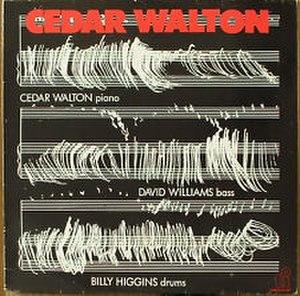 Cedar Walton (album) - Image: Cedar Walton (album)