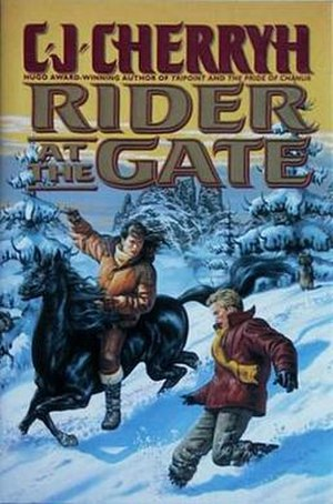 Rider at the Gate - First edition cover