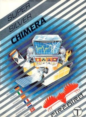 Chimera (video game) - Cover art