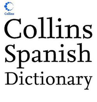 Collins Spanish Dictionary - Title page of the Eighth Edition