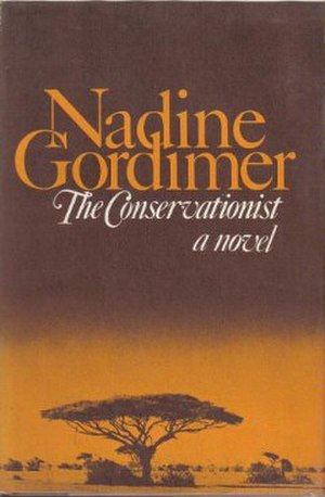 The Conservationist - First US edition cover