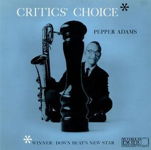 Critics' Choice (album) - Image: Critics' Choice (album)