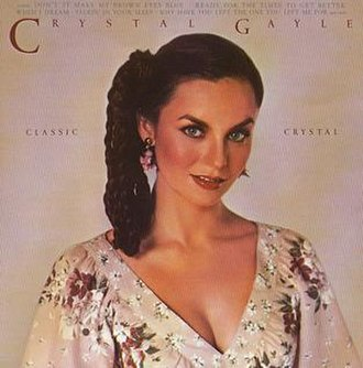 Classic Crystal - Image: Crystal Gayle Classic Crystal